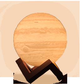 木星卓上ライト