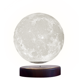 月のリニアライト